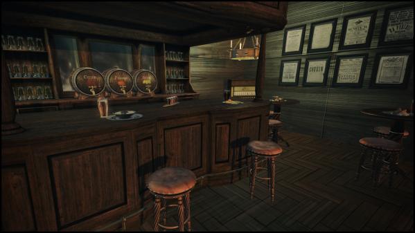 Hextraordinary Pub
